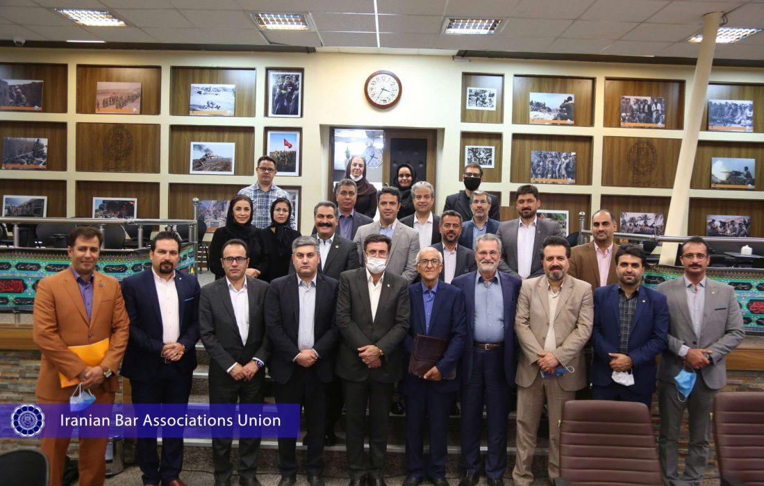 بیانیه پایانی سی و چهارمین اجلاس اتحادیه سراسری کانون های وکلای دادگستری ایران (اسکودا)