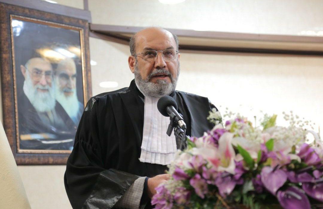 سخنرانی جناب دکتر کوشا ریاست اتحادیه در مراسم تحلیف کارآموزان وکالت کانون وکلای مرکز