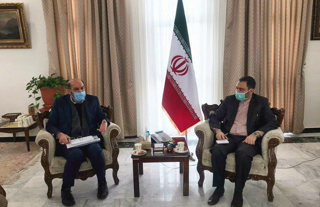 همکاری لازم در جهت کمک قضائی به ایرانیان خارج از کشور