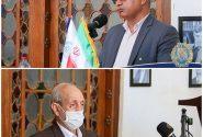 برگزاری نشست هماندیشی وکلای استان یزد با حضور دکتر سید محمود مصطفوی کاشانی