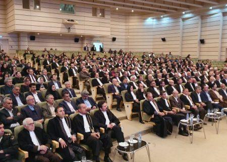 گزارش تصویری سی و سومین همایش سراسری کانونهای وکلای دادگستری در شیراز
