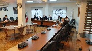 گزارش تصویری از جلسه شورای اجرایی روز پنج شنبه مورخ۹۹/۰۸/۲۹