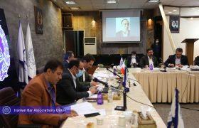 گزارش تصویری سی و چهارمین اجلاس اتحادیه سراسری کانون های وکلای دادگستری ایران (اسکودا)