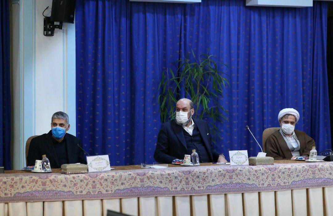 نشست حقوق اساسی و شهروندی با حضور رئیسجمهور