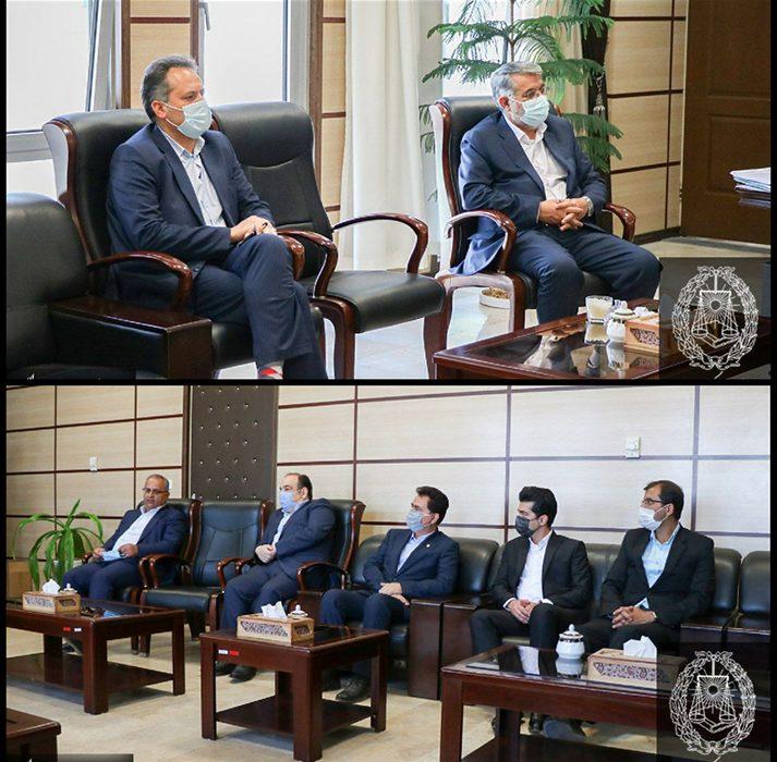 دیدار نوروزی هیات مدیره کانون وکلای یزد با رئیس کل دادگستری استان یزد: سال ۹۹، جامعه وکالت درگیر کرونای کم لطفی و بیمهری بود