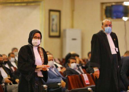 مروری بر سخنرانی روسا در سی و هفتمین همایش اتحادیه سراسری کانون های وکلای دادگستری ایران