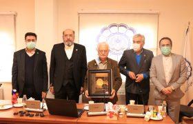 اولین نشست هماندیشی مدیران ادوار اتحادیه سراسری کانونهای وکلای دادگستری ایران مورخ پنج شنبه ۱۳۹۹/۱۱/۰۲